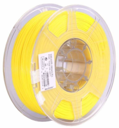 Esun - ESUN 2.85 mm Sarı PLA + Plus Filament - Yellow