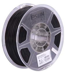 Esun - ESUN 2.85 mm Siyah PLA + Plus Filament - Black