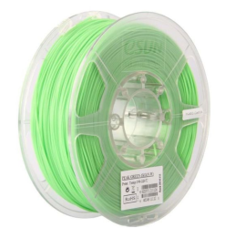 Esun - ESUN 2.85mm Açık Yeşil PLA + Plus Filament - Peak