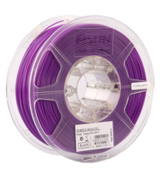 Esun - ESUN 2.85mm Mor PLA + Plus Filament - Purple