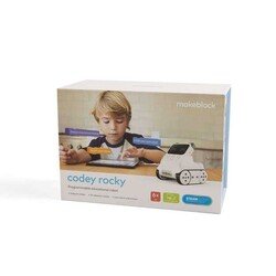 Evde Eğitim - MakeBlock Codey Rocky - Thumbnail