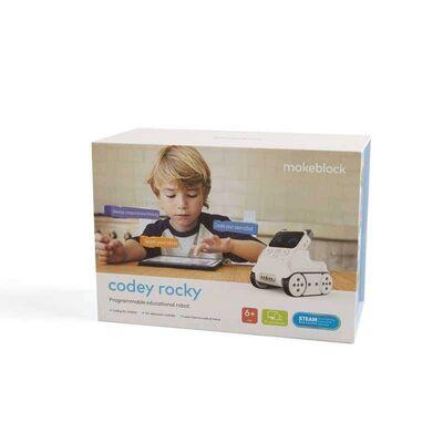 Evde Eğitim - MakeBlock Codey Rocky