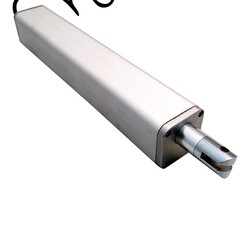 Firgelli Auto - Firgelli Auto FA-04-12-18 Lineer Aktüatör Sleek Rod -12V, 40LB, 18inç-strok