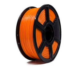 FlashForge - Flashforge ABS 1.75mm Orange 1Kg Filament