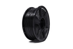 FlashForge - Flashforge ABS 3.00mm Black 1Kg Filament