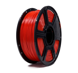 FlashForge - Flashforge ABS Pro 1.75mm Red 1Kg Filament