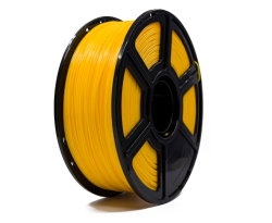 FlashForge - Flashforge ABS Pro 1.75mm Yellow 1Kg Filament