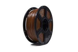 FlashForge - Flashforge Color Change 1.75mm Brown to Green 1Kg Filament