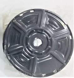 FlashForge - Flashforge Elastic 1.75mm Black 0.5Kg Filament