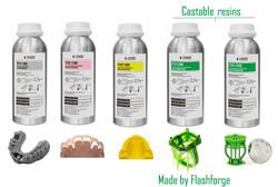 FlashForge - Flashforge FHD/FH 1100 Resin 1KG