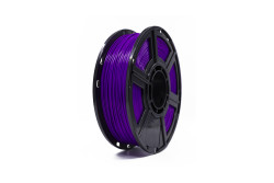 FlashForge - Flashforge Flexible 1.75mm Purple 1Kg Filament