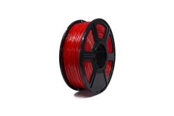 FlashForge - Flashforge Flexible 1.75mm Red 1Kg Filament