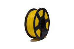 FlashForge - Flashforge Flexible 1.75mm Yellow 1Kg Filament