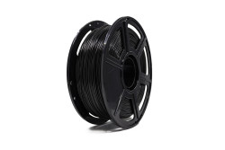 FlashForge - Flashforge PLA 1.75mm Black 1Kg Filament