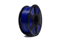 FlashForge - Flashforge PLA 1.75mm Transparent Blue 1Kg Filament
