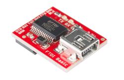 Sparkfun - FTDI Basic Breakout 3.3V