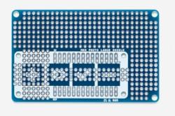 Arduino Genuino - Genuino MKR Proto Shield Büyük