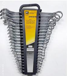 Gk Tools - Gk Tools Anahtar Takımı 21 Parça Kombine Anahtar Seti
