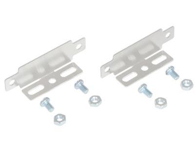 GP2Y0A02, GP2Y0A21, and GP2Y0A41 Mesafe Sensörleri için Paralel Montaj Aparatı Çifti