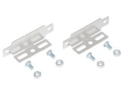 Pololu - GP2Y0A02, GP2Y0A21, and GP2Y0A41 Mesafe Sensörleri için Paralel Montaj Aparatı Çifti