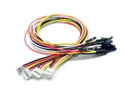 Seeed Studio - Grove - 4 pimli Dişi Jumper Kablosu (Paket başına 5 adet)