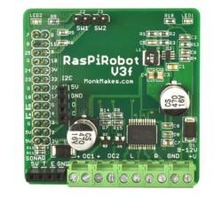 Seeed Studio - Grove - RaspiRobot Raspberry Pi Motor Sürücü Kartı v3