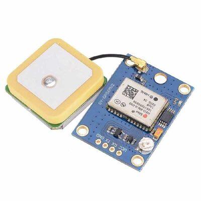 GY-NEO6MV2 GPS Modülü - Uçuş Kontrol Sistem GPS′i
