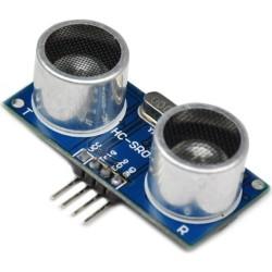 - HC-SR04 Ultrasonik Mesafe Sensörü