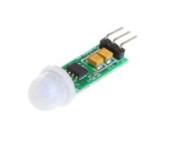- HC-SR505 Mini PIR Hareket Algılama Modülü