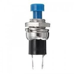 HDS-110 Mavi Push Buton - Thumbnail