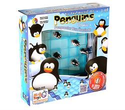 - Hi-Q Toys Penguins On Ice Penguenler Buz Üzerinde