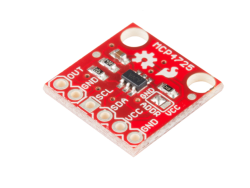 Sparkfun - SparkFun I2C DAC Breakout MCP4725