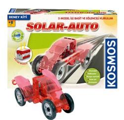 Kosmos Güneş Enerjili Araba - Thumbnail