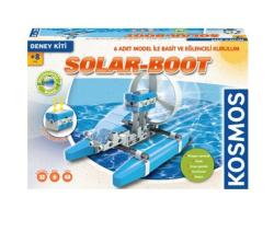 Kosmos - Kosmos Güneş Enerjili Bot