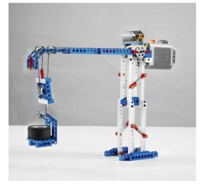 Lego Basit Ve Motorlu Makineler Seti - 9686