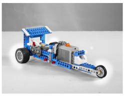 Lego Basit Ve Motorlu Makineler Seti - 9686 - Thumbnail