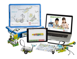 Lego Education Wedo 2.0 Temel Set - 45300 - Thumbnail