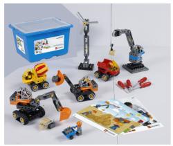 LEGO - Lego Teknik Makineler - 45002