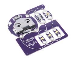 Sparkfun - LilyPad E-Sewing ProtoSnap
