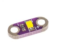 Sparkfun - Lilypad LED Modülü Beyaz