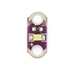 Sparkfun - Lilypad LED Modülü Kırmızı