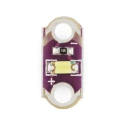 Sparkfun - Lilypad LED Modülü Sarı