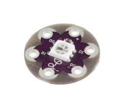 - LilyPad Pixel Board RGB Led Modülü