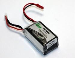 - LIPO 11,1V 850mAh Li-Po Batarya 25C