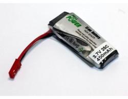 - LIPO 3,7V 450mAh Li-Po Batarya 25C