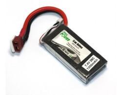 - LIPO 7,4V 1350mAh Li-Po Batarya 25C