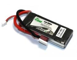 - LIPO 7,4V 1550mAh Li-Po Batarya 25C