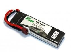 - LIPO 7,4V 4100mAh Li-Po Batarya 25C