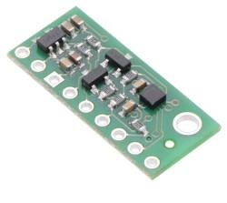 Pololu - LIS3MDL 3 Eksen Manyetometre Taşıyıcı Kartı (Voltaj Regülatörlü)