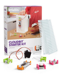 LittleBits Cloudbit Starter Kit - Thumbnail